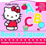 Hello Kitty Jigsaw Puzzle and Storybook : ABC