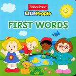 Fisher Price Little People Words
