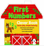 Clever House Little Barn 1,2,3 : Clever House - Holly Brook-Piper