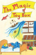 The Magic Toy Box - Ellen Owen