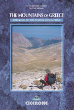 The Mountains of Greece : Trekking in the Pindhos Mountains - Tim Salmon