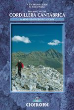 Walking in the Cordillera Cantabrica : A mountaineering guide - Robin Walker