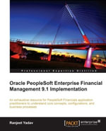 Oracle PeopleSoft Enterprise Financial Management 9.1 Implementation - Ranjeet Yadav