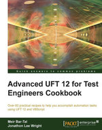 Advanced UFT 12 for Test Engineers Cookbook - Bar-Tal   Meir