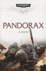Pandorax : Space Marine Battles Series : Book 15 - CZ Dunn