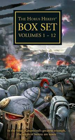 The Horus Heresy Box Set Volumes 1-12 - Dan Abnett