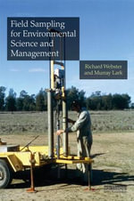Field Sampling for Environmental Science and Management - Richard Webster
