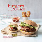 Burgers and Sliders - Miranda Ballard