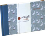 Seasalt: Ship Ahoy! Guest Book : Hardback with cloth quarter-binding - RPS