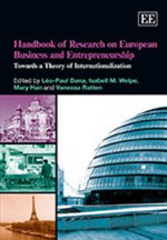 Handbook of Research on European Business and Entrepreneurship - Leo Paul Dana