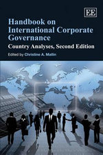 Handbook on International Corporate Governance : Country Analyses