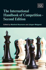 The International Handbook of Competition : English Law and Practice
