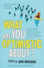What Are You Optimistic About? : Today's Leading Thinkers Lighten Up