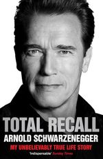 Total Recall - Order this format before 1st June for your chance to win! - Arnold Schwarzenegger