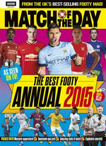 Match of the Day Annual 2015 - Various Authors