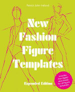 New Fashion Figure Templates - Patrick John Ireland
