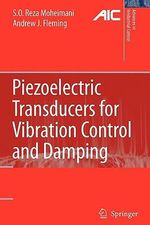 Piezoelectric Transducers for Vibration Control and Damping : Advances in Industrial Control - S. O. Reza Moheimani