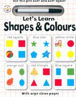 Lets Learn Shapes & Colours - Anton Poitier