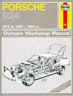 Porsche 924 and Turbo 1976-85 Owner's Workshop Manual - J. H. Haynes