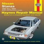 Datsun, Nissan Stanza, 1982-1990 - Peter G. Strasman