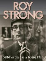 Roy Strong : Self-Portrait as a Young Man - Sir Roy Strong