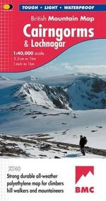 Cairngorms and Lochnagar - Harvey Map Services Ltd