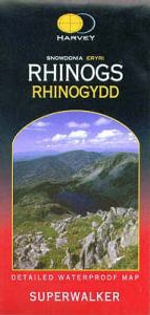 Snowdonia Rhinogs - Harvey Map Services Ltd