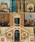 Dolls' Houses : From the V&A Museum of Childhood - Halina Pasierbska