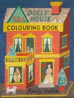 The Dolls' House Colouring Book - Emily Sutton