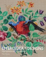 Embroidery Designs for Fashion and Furnishing - Moira Thunder
