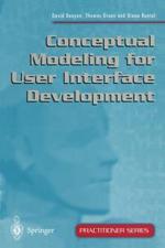 Conceptual Modeling for User Interface Development : Practitioner Series - David R. Benyon