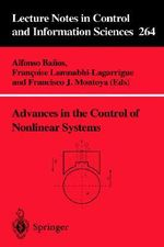 Advances in the Control of Nonlinear Systems :  2nd Pedagogical Workshop