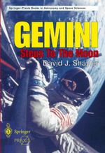 Gemini : Steps to the Moon - David Shayler