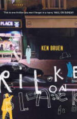 Rilke on Black : Mask Noir - Ken Bruen