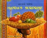 Handa's Surprise in Gujarati and English - Eileen Browne