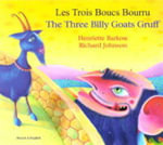 The Three Billy Goats Gruff in Portuguese and English - Henriette Barkow
