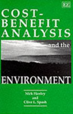 Cost-Benefit Analysis and the Environment - Nick Hanley