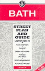 Bath : Street Plan and Guide