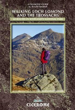 Walking Loch Lomond and The Trossachs : The Lomond Trossachs National Park, Glen Artney, Ben Lui and the Cowal Peninsula. - Ronald Turnbull
