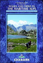 Walks and Treks in the Maritime Alps : CICERONE - Gillian Price
