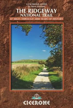 The Ridgeway National Trail : (Includes Split) - Steve Davison