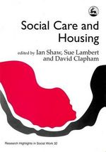 Social Care and Housing - Ian Shaw