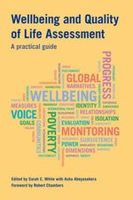 Wellbeing and Quality of Life Assessment : A Practical Guide