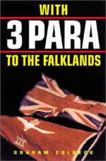 With 3 Para to the Falklands - Graham Colbeck