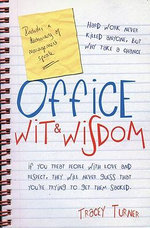 Office Wit and Wisdom - Tracey Turner