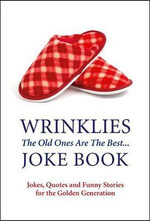 Wrinklies Joke Book - Mike Haskins