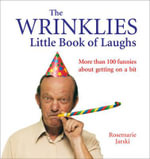 The Wrinklies Little Book of Laughs - Mike Haskins