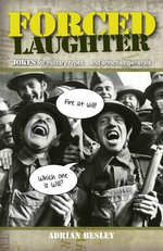 Forced Laughter : Jokes for Military Types... and Armchair Generals - Adrian Besley