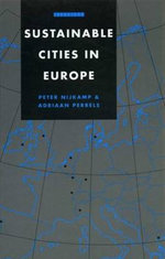 Sustaining Cities in Europe :  A Comparative Analysis of Urban Energy - Environmental Policies. - Peter Nijkamp