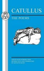 Poems : Poems New edition - Gaius Valerius Catullus